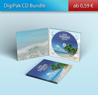 DigiPak CD Bundle