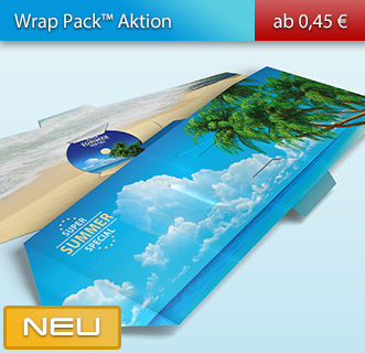 Wrap Pack Aktion