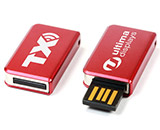 Engraved Slider USB Stick mit Logo
