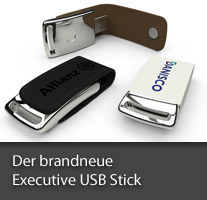 Der neue Executive Series USB Stick