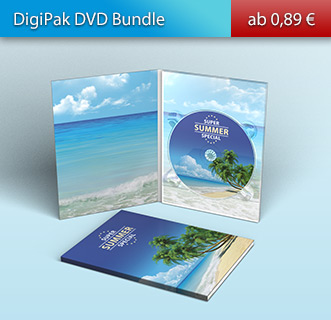 DigiPak DVD Bundle