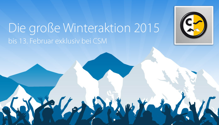 CSM Winteraktion 2015