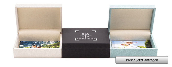 Luxury Prints Box USB Stick Verpackung