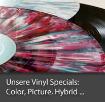 Vinyl Specials bei CSM Production